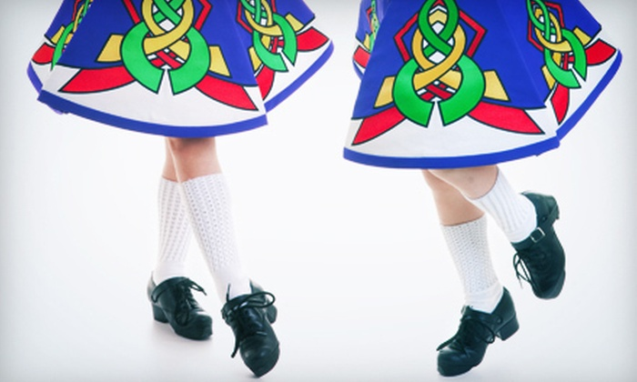 Scariff Hardiman School of Irish Dance - Multiple Locations: 3, 5, or 10 Beginning Irish-Dance Lessons at Scariff Hardiman School of Irish Dance (Up to 60% Off)