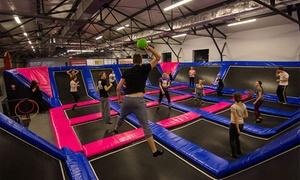 Jumpin Place : Od 14,99 zł: wejście do parku trampolin Jumpin Place w Bydgoszczy (do -48%)