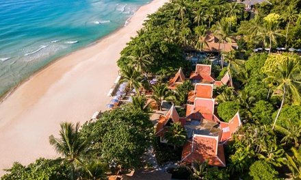 Koh Samui,Thailand: 3, 5 or 7 Nightsfor Two with Breakfast and Transfers at The 4* Fair House Beach Resort & Hotel