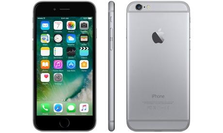 iPhone 6 de 16, 64 o 128 GB reacondicionado, grado superior (envío gratuito)