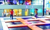 Up to 48% Off Jump Passes at Airborne