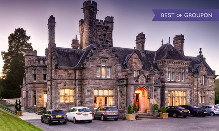 Scottish Highlands: Up to 3 Nights for 2 with Breakfast, Spa Access and Credit Towards Dinner at the Mansion House Hotel
