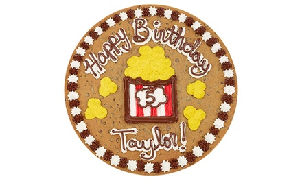 12-Inch Cookie Cakes with Artwork at Great American Cookies (Up to 33% Off)