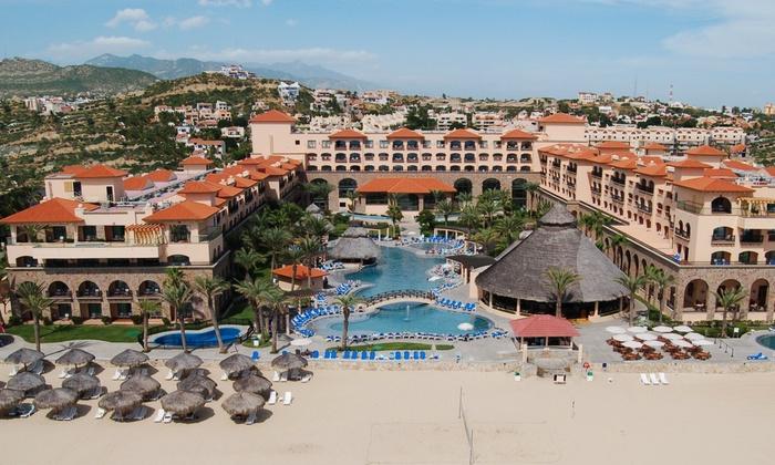 Royal Solaris Los Cabos w/Nonstop Air from Vacation Express
