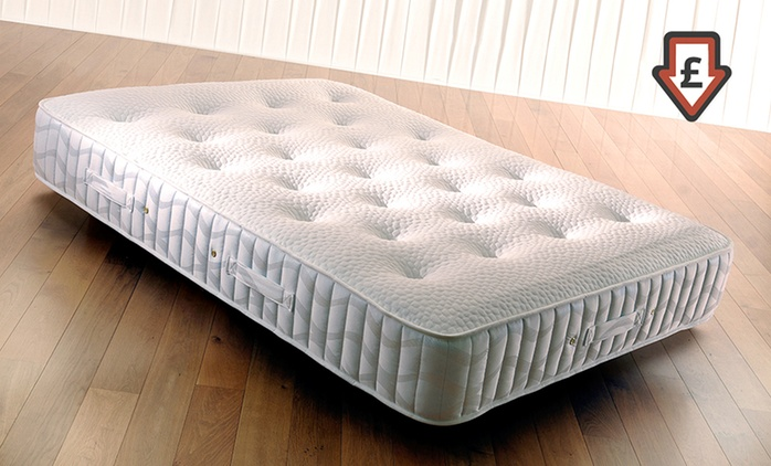 3000 Regale Pocket Mattress in Choice of Size from £159.99 With Free Delivery (Up to 80% Off)