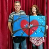 25%  Off Valentine's Day BYOB Canvas Painting Class