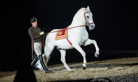 Spanish Riding School of Vienna Live at The Barclaycard Arena, Brimingham 18 20 November
