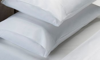 1500TC Hotel Quality Cotton-Rich Sheets and Pillowcase Pack