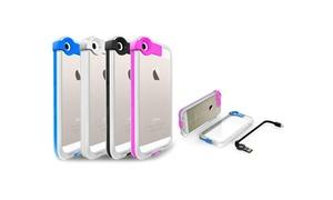 Coque+câble chargeur pour iPhone