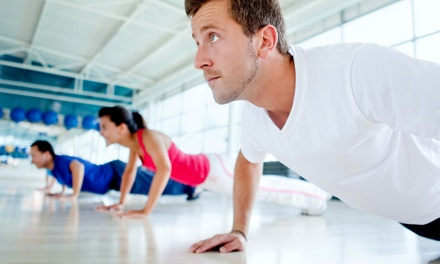 10 or 20 Boot Camp Classes or Five 1on1 Personal Training Sessions at Sync Health and Fitness (Up to 79% Off)