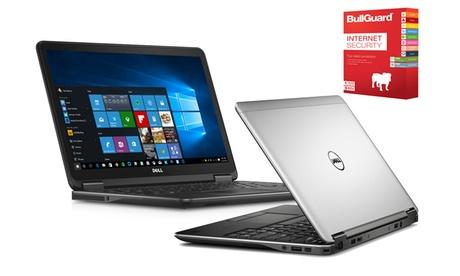 Ultrabook Dell Latitude E7240 reacondicionado con opción a antivirus BullGuard (envío gratuito)