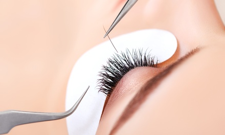 Natural $49, Classic $55 or Volume Eyelash Extensions with Hydrating Eye Pad $79 at Sen Spa Up to $280 Value