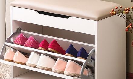 Meuble à chaussures ADANA, coloris au choix