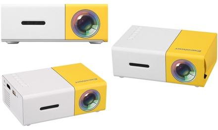 Mini Full-HD Beamer-Projektor :49,90 €
