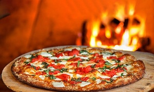 Johnny's Pizza & Pasta: Pizza at Johnny's Pizza & Pasta (40% Off). Two Options Available.