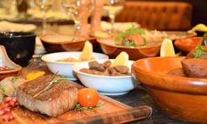 Arabstick Cafe & Restaurant: Up to AED 300 to Spend on Food at Arabstick Cafe & Restaurant (Up to 51% Off)