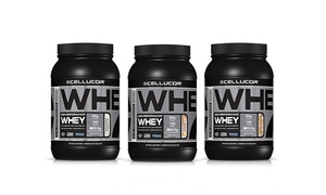 Cellucor COR-Performance Whey Protein (2lb. Tub) at RH SOCIAL MEDIA LLC, plus 9.0% Cash Back from Ebates.