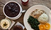 $50 Value Toward Brazilian Cuisine for Four; Valid Any Day