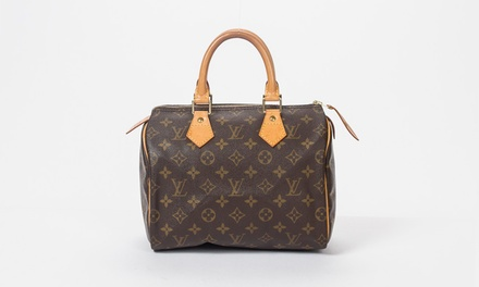 Louis Vuitton Vintage Monogram Speedy With Free Delivery