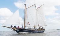 """Maritime Spirituosen-Verkostung """"Im Rausch der Meere"""" auf der historischen Schooneryacht Samyrah (bis zu 50% sparen*)"""