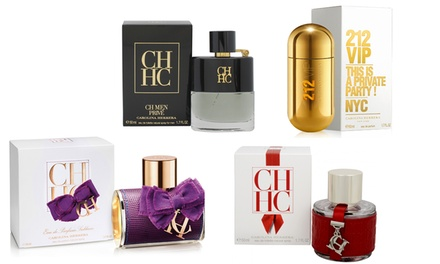 Carolina Herrera Fragrances for Men or Women from AED 99 (Up to 49% Off)