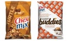 Chex Mix Muddy Buddies or Chocolate Turtle Snacks (7-Pack)