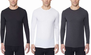 32 Degrees Heat Men's Base Layer Long Sleeve Tee