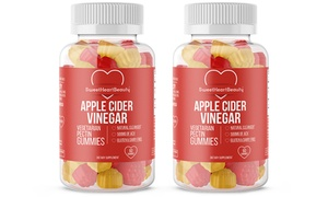 Apple Cider Vinegar Weight Loss Gummies (60- or 120-Count)