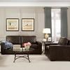 West Hampton Leather 3-Piece Modern Furniture Set