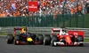 Formule 1 Grand Prix-tickets