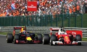 Grand Prix Tours: Take it to the Max: beleef de training of kwalificatie van de Formule 1 Grand Prix van België en zie Max schitteren