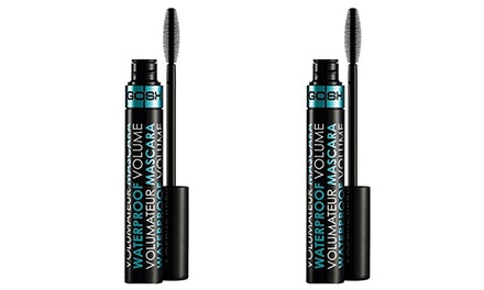 GOSH Waterproof Volume Mascara (2-Pack)