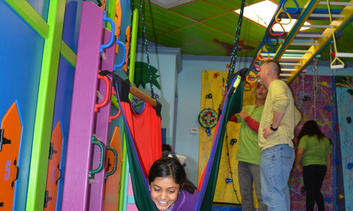 Kinetic Kids, Inc. - Charlotte: An Open-Play Pass at Kinetic Kids, Inc. (40% Off)
