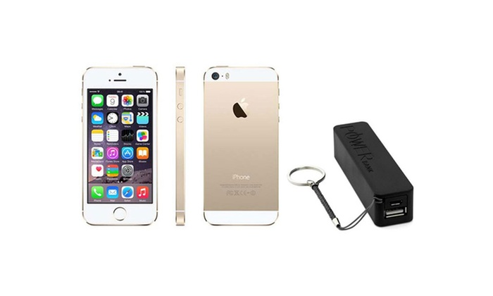 iphone 5s 16 64 gb reconditionn groupon. Black Bedroom Furniture Sets. Home Design Ideas
