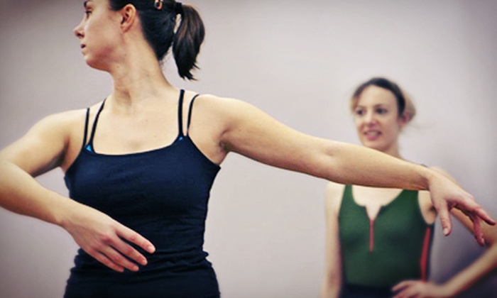 DC Dance Collective - Washington: Four Drop-In Dance Classes for One or Two at DC Dance Collective (Up to 69% Off)