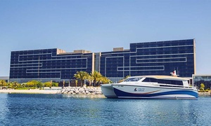 Jalboot Marine Network LLC: Full-Day Cruise around Abu Dhabi for One Child or Up to Ten Adults with Jalboot Sightseeing Cruises (Up to 54% Off)