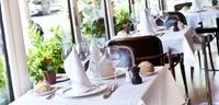 Entrée, plat et dessert pour 2 personnes à 39,90 € au restaurant Au Petit Marguery 17e