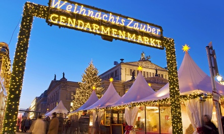 ✈ German Christmas Markets: 2 or 3 Nights with London Flights at a Choice of Cities and Hotels*
