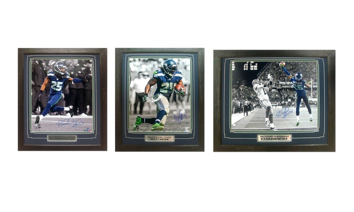 Seattle Seahawks Photo Frames