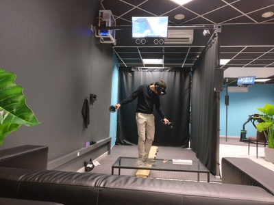 Accès à lespace Découverte ou VR pour 2 ou 4 personnes dès 7,50 € au Virtual Center