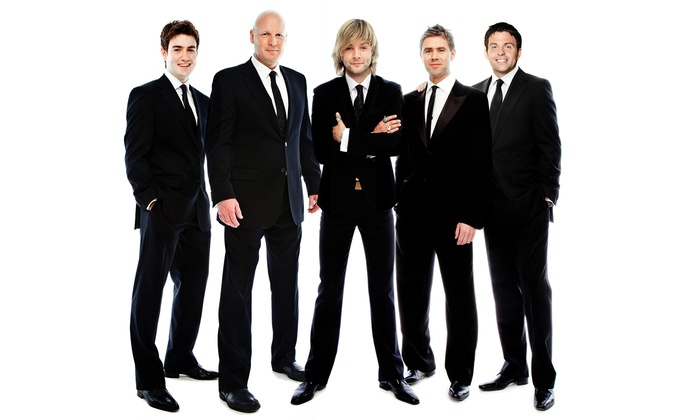 Celtic Thunder - Save on Foods Memorial Centre: Celtic Thunder at Save on Foods Memorial Centre on March 11 at 7 p.m. (Up to 50% Off)