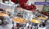 Zen Garden - Milton Keynes: All-You-Can-Eat Oriental Buffet at Zen Garden (Up to 39% Off)
