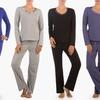 Sociology Super-Soft Pajama Set
