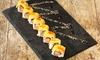 Formule à base de sushi