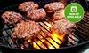 Takeaway BBQ Meat Platter