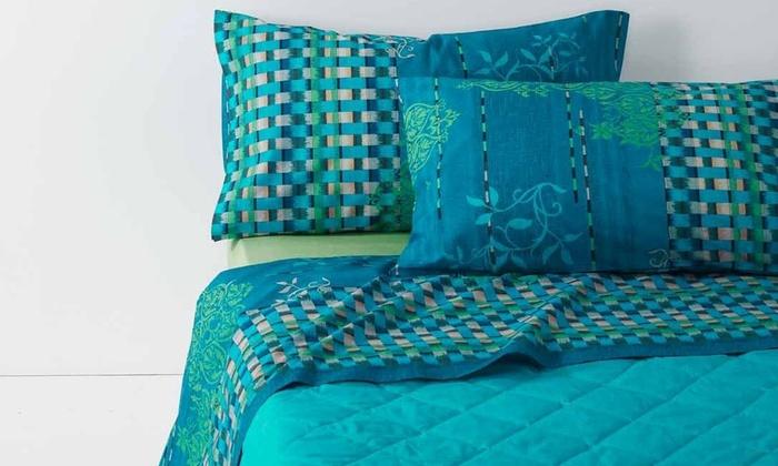 Completi letto bassetti groupon goods - Biancheria letto bassetti ...