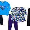 Baby Ziggles Girls Tunic and Leggings Set
