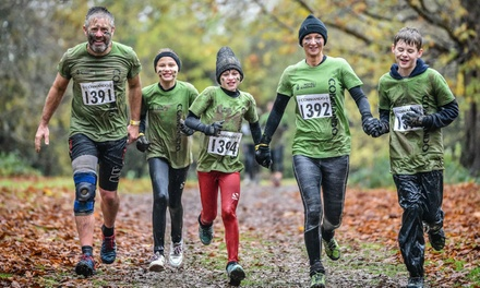 Commando Series Obstacle Course Entry, 11–12 November at Hever Castle (Up to 27% Off)