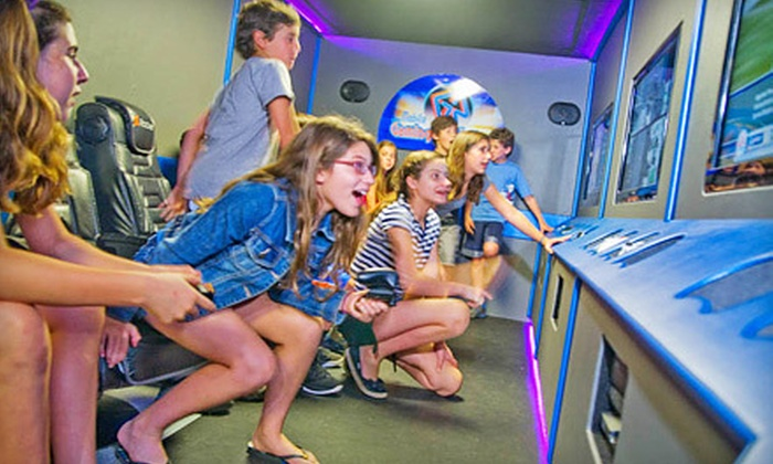 Mobile Gaming Revolution - Downtown: $189 for a Video-Game Party from Mobile Gaming Revolution ($389.99 Value)