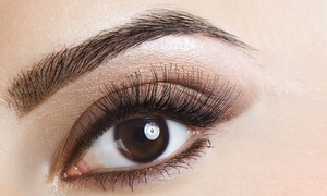 Divine Makeup: HD Brows with Optional Lash Tint at Divine Makeup (Up to 46% Off)